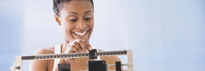 Chiropractic Erie CO Woman Weight Loss