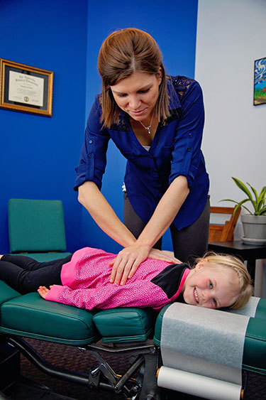 Chiropractor Erie CO Samantha Boldt Care for Kids